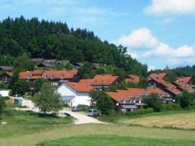 Bayerischer Wald-Feriendorf