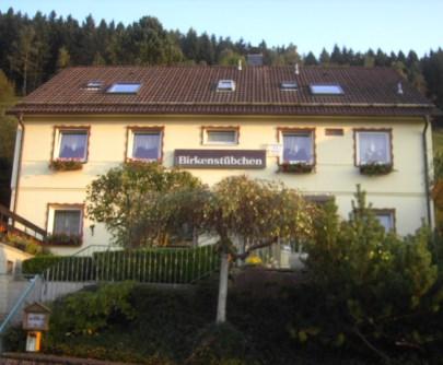 Haus Birkenstübchen-Lautenthal